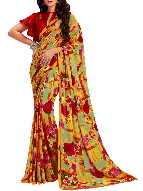 Awe-Inspiring Multi Best Online Saree Shopping