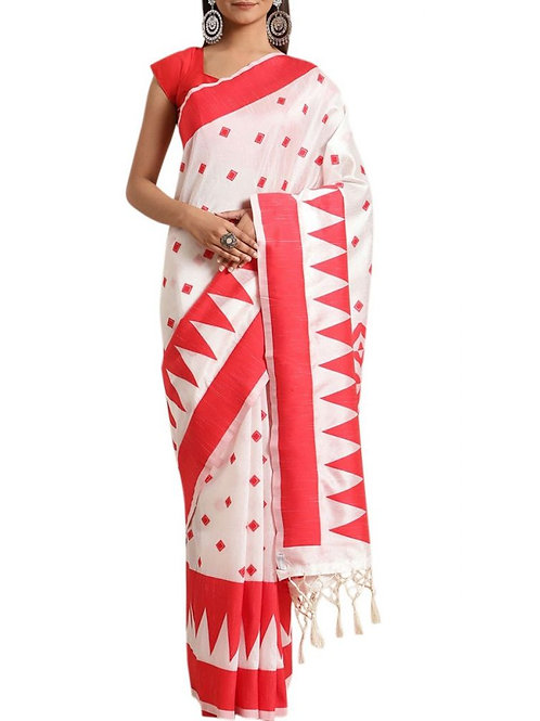 Different White Bollywood Sarees