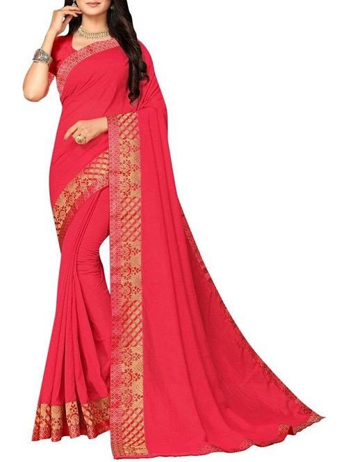 Elegant Pink Buy Party Wear Sarees Online