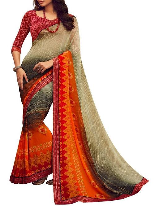 Breathtaking Multi Saree Sale