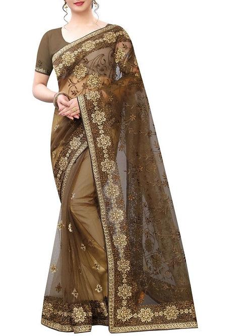 Fabulous Brown Women Dress Collection