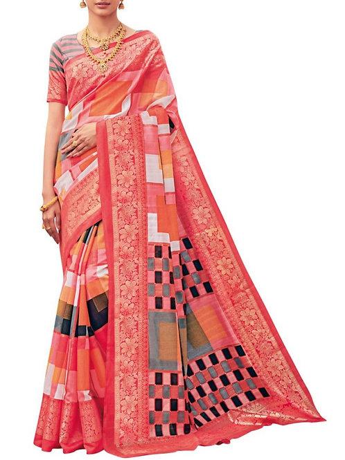 Enjoyable Multi Sarees Online Shopping
