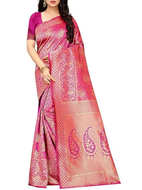 Fashionable Rani Buy Designer Sarees Online