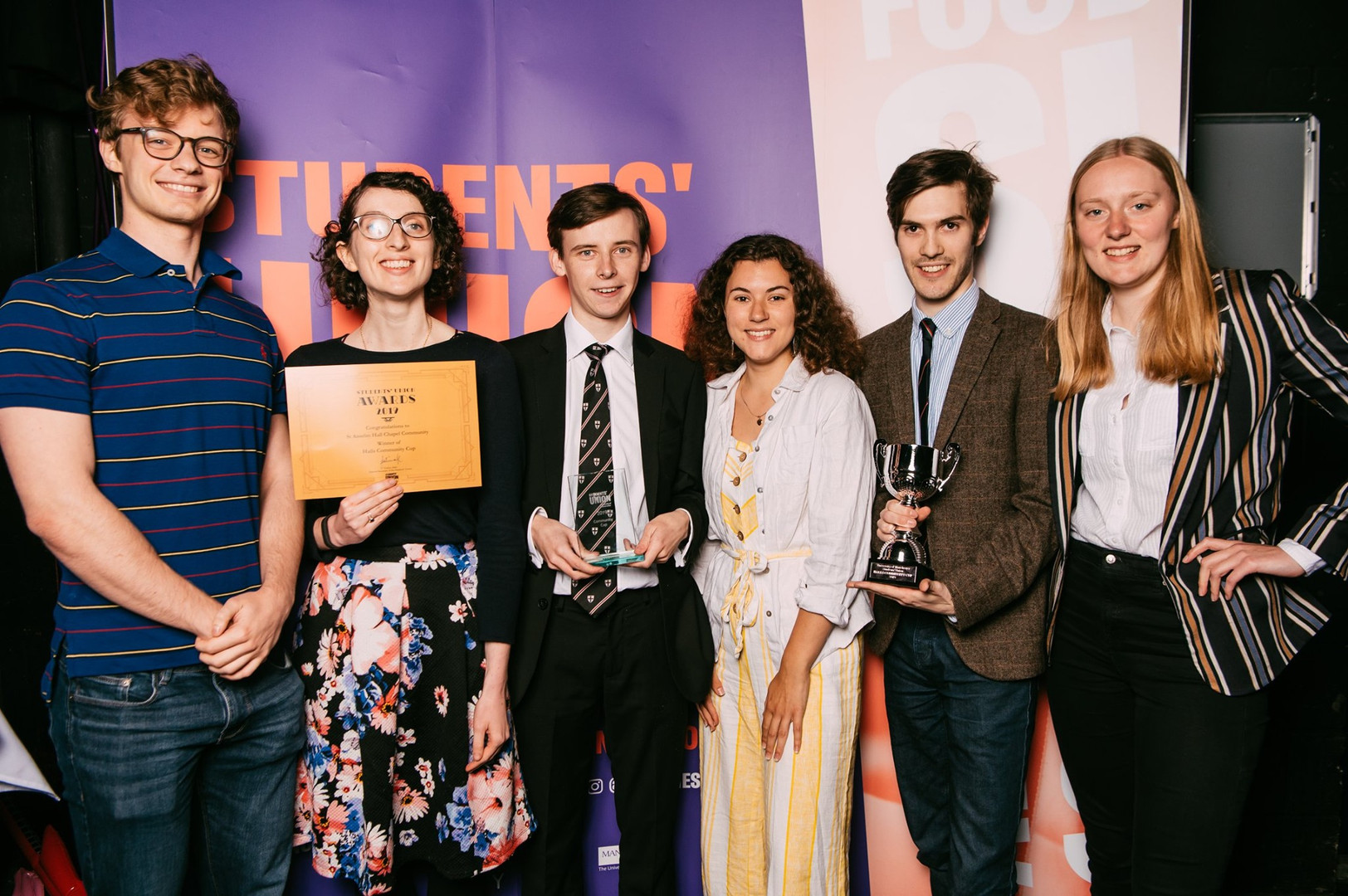 Manchester Students Union Awards