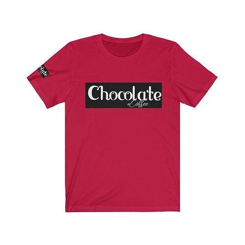 Chocolate Coffee T-shirt , Tshirt, Coffee t shirt, Coffee Mugs