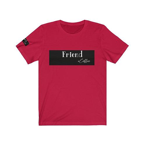 Friend Coffee T-shirt , Tshirt, shirt, Coffee Mate,Tee