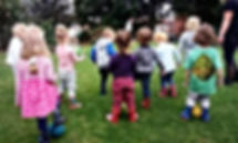 Activ8 Minds - Little Bears Forest Prsechool - physical activity session