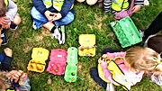 Little Bears Forest Preschool - scavenger hunt