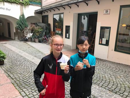 Fünfte Plätze für Pia Geineder bei Österreichischen Titelwettkämpfen