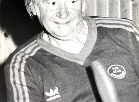 In memoriam Johann Artlieb - Gründer der Sektion Tischtennis