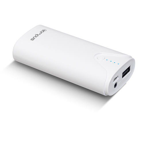 Ultra Powerbank Campus 4000mAh - BLANC