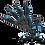 Thumbnail: Siège Gaming Spitfire BLUE