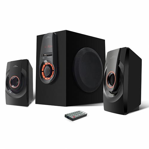 SoundPhonic 2.1 LED Display - 14W RMS