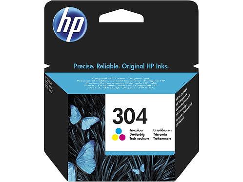 Cartouche d'encre HP 304 COULEUR