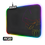 Thumbnail: Skull RGB Gaming mouse pad - Taille M