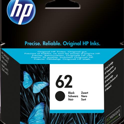 Cartouche d'encre HP 62 NOIR