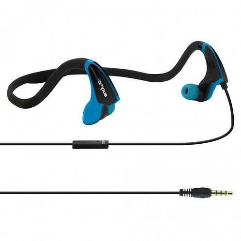 Écouteurs tour de cou Run'Fit Sport intra-auriculaires