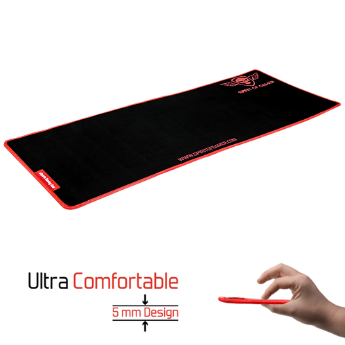 Gaming Extended Mouse PAD S.O.G RED Victory - XXL
