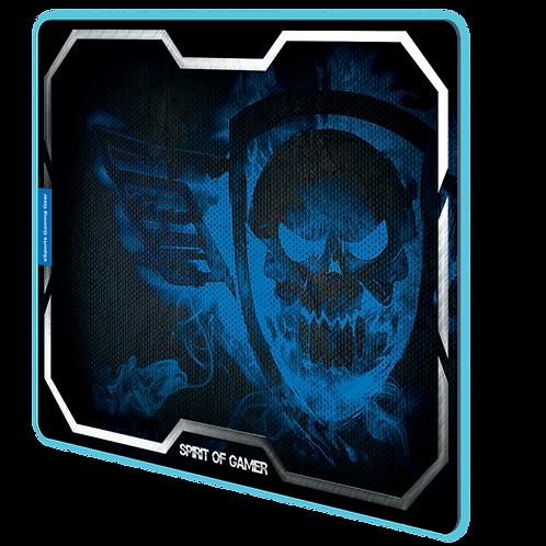 Tapis de souris S.O.G Blue Smokey Skull - XL