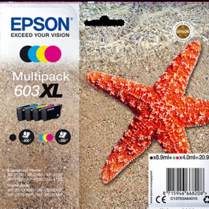 EPSON MULTIPACK N+C+M+Y XL