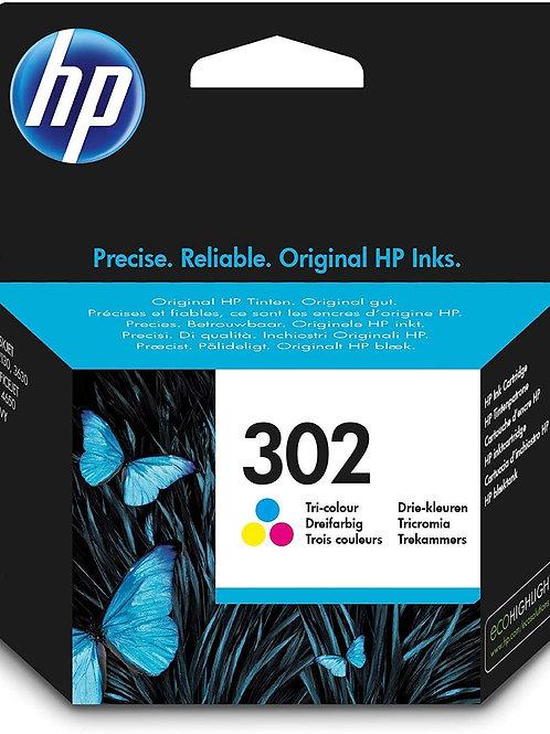 HP 302 COULEURS
