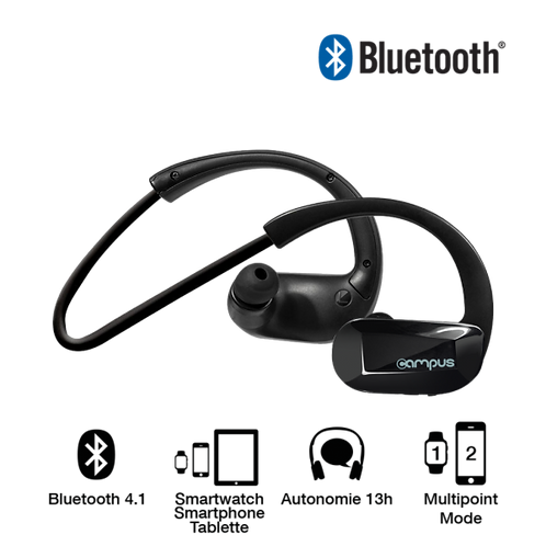 Ecouteurs Sport Bluetooth Cross'Fit