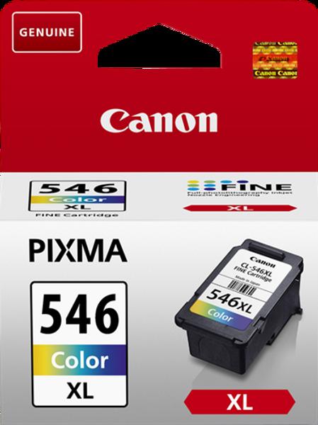Cartouche d'encre CANON 546 COULEURS XL