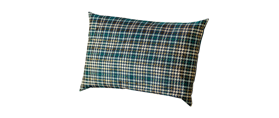 Pillowcase tartan