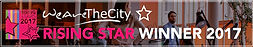 We are the city rising star construction winner