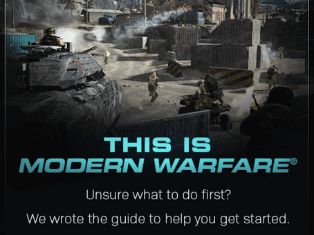Call of Duty Guide and Tips