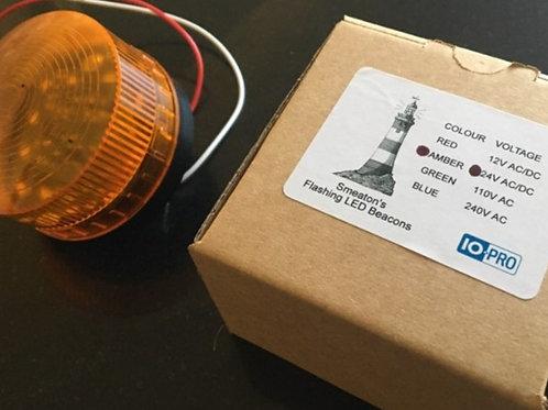 Weatherproof LED Flashing Beacons