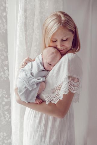 Elternfotos Neugeborenenshooting