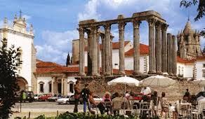 Templo de Diana Évora