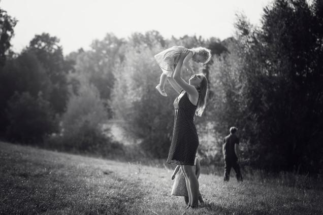 Familienfotoshooting Lemgo