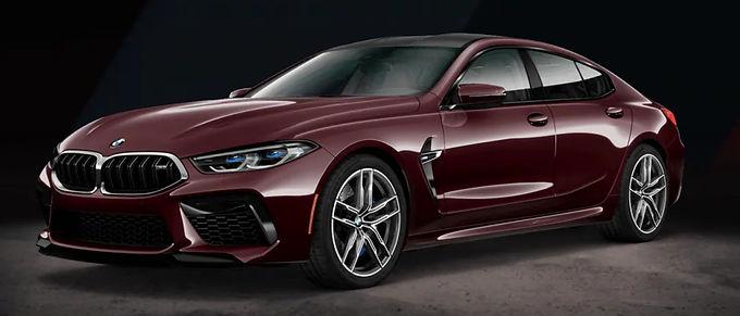 2021 M8 Gran Coupe
