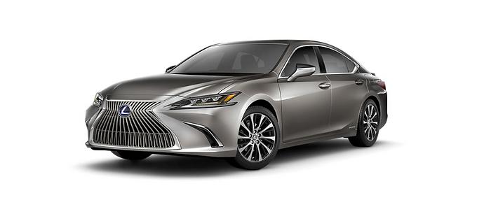 2020 ES 350 Luxury