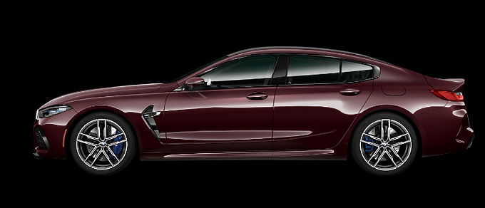 2021 M850i Gran Coupe