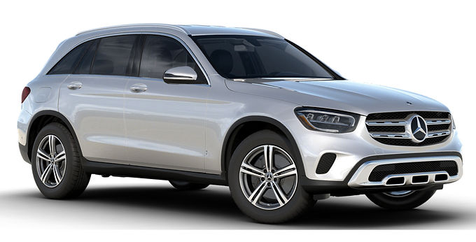 2020 GLC 300 4matic