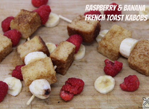A Brunch Must Have...French Toast Kabobs