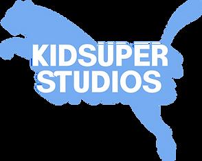 KMG Studio KidSuper Studios Puma SuperPuma logo png