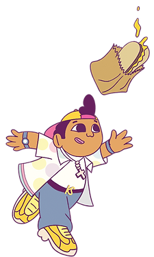 KMG Studio KidSuper Studios Puma Juanda character png