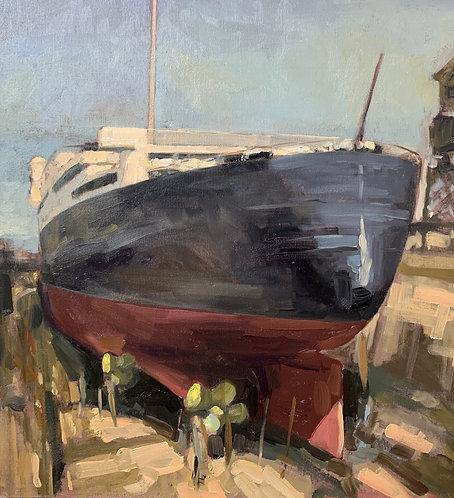 """Dry Dock 12x15"""""""