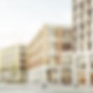 Logements et commerce - Lancy