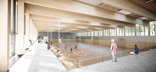 Centre sportif - Grandson