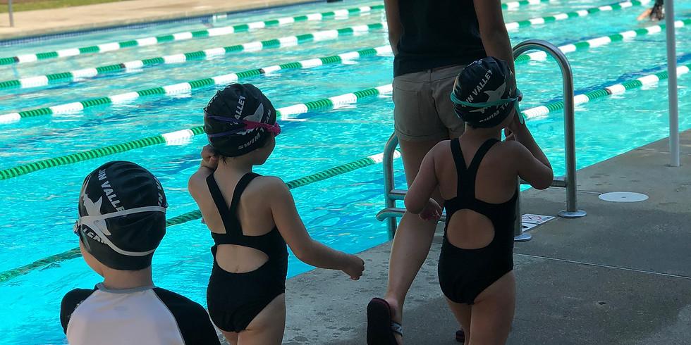 Swim Meet: SV @ WSTC