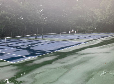 PM Tennis Rained Out 7/23