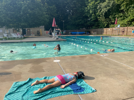 Pool Hours 9/20 - 9/26