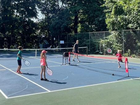 Final Week of Tennis & Aqua Zumba Friday @ 11:45 am