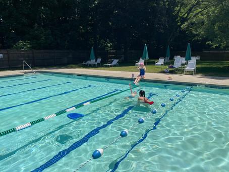 Pool Hours 9/13 - 9/19