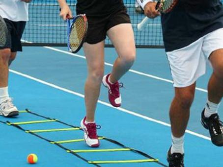 Fall Cardio Tennis begins 9/3